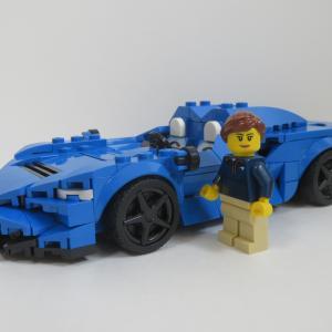 レゴ スピードチャンピオン #76902 〜マクラーレンElva〜