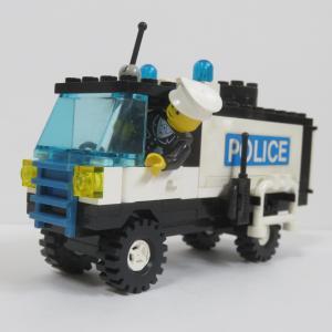 レゴシティ  #6450 〜ライト&サウンドが楽しい警察車両〜
