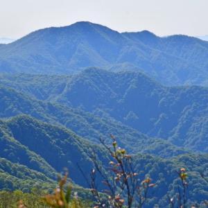 新緑の藤里駒ヶ岳(2020年5月30日)