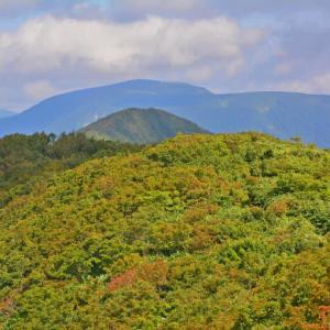秋田最奥の山、虎毛山に挑む。(2017年9月16日)
