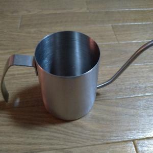 自宅コーヒー用にドリップカップ購入