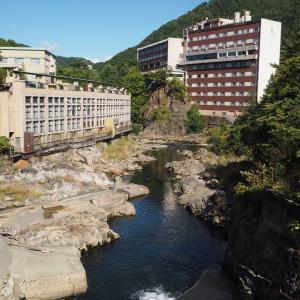 章月グランドホテル 定山渓温泉の老舗ホテルで日帰り入浴