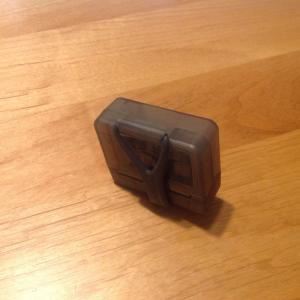 先日紹介したショートラチェットをトルクレンチ5Nmとして使う。