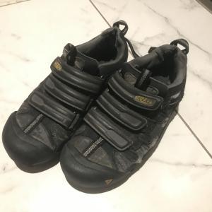 通勤用のSPD用の靴が 終了 キーンのSPD用サイクルシューズ