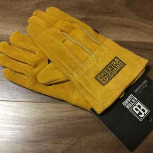 東和 TOWA 焚き火専用革手袋 EG EXTRA GUARD  EG-12