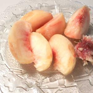桃の綺麗な切り方剥き方
