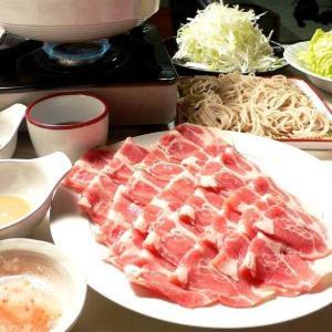 豚しゃぶ+蕎麦しゃぶ=豚そばしゃぶ