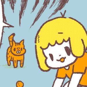 ピカ●ュウに嫉妬する猫