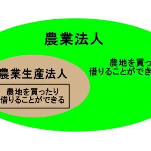 【農業生産法人設立】農地適格法人をつくります!!