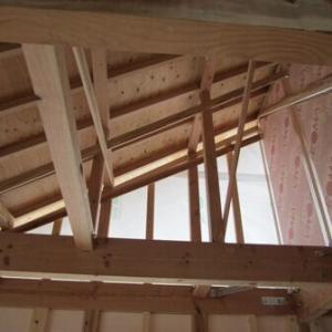 外張り断熱工法ネオマフォームで高気密・高断熱の家