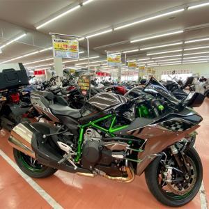 バイク用品店に行ってきた。