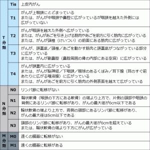 ステージ、TNM分類とは何か解説。
