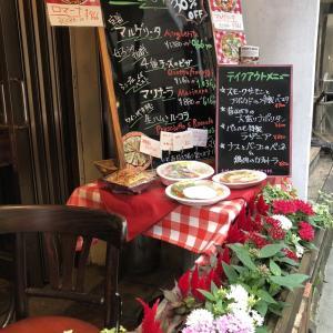 東京赤坂ビジネス街イタリア料理とワイン 昔の賑わい取り戻していた