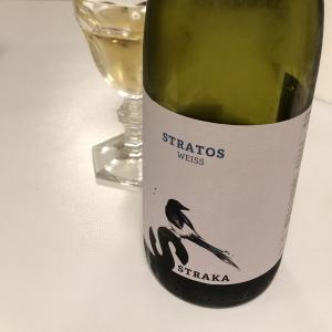 天然酵母・完全オーガニック栽培のコク旨の白ワイン STRATOS WEISS