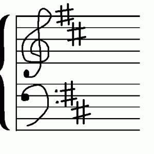 【ピアノ初心者のための楽譜の読み方】調号をおぼえて、譜読みを楽にしましょう! ①調号の見方について