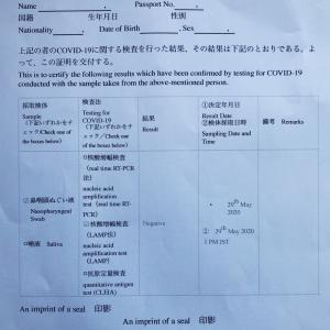 マレーシアから日本へ 子供一人旅 帰国必要書類