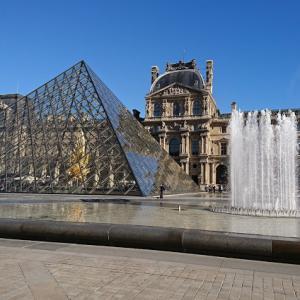 【旅行とグルメ】初パリ旅行7  街中をぶらぶらと~(パリ散策)