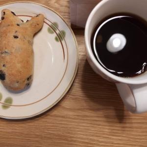 【ソログルメ】飲みやすい珈琲、美味しいパン、 パンと珈琲のハーモニー