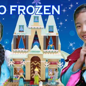 LEGO FROZEN 41068 アナとエルサのアレンデール城