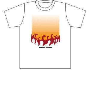 鬼滅の刃 煉獄杏寿郎デザインTシャツ予約開始!20年3月下旬発売