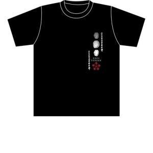 鬼滅の刃 宇髄天元デザインTシャツ予約開始!20年3月下旬発売