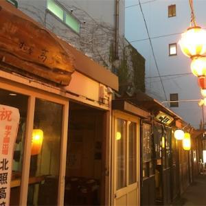 小樽で立ち食いお寿司初体験
