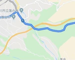岐阜/中津川① 中津川温泉「ホテル花更紗」の夜