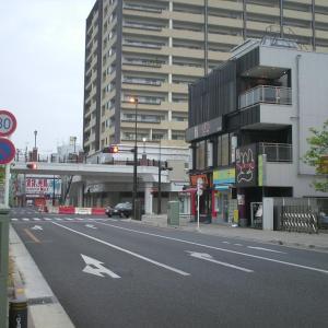 埼玉/東松山 ぼたん通り商店街にて