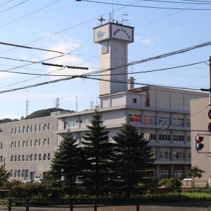 北海道/室蘭② 時の止まった室蘭駅前商店街…
