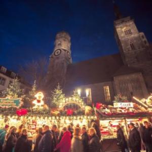 ドイツ・クリスマスマーケット大阪2019はいつからいつまで?
