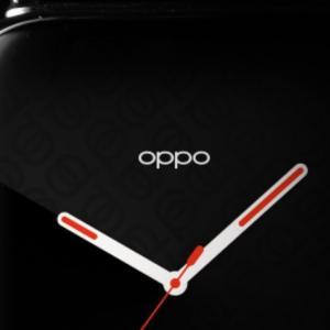 OPPOの新型スマートウォッチ、新たな外観が判明