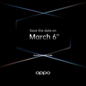 「Find X2」は3月6日発表、スマートウォッチもくるか