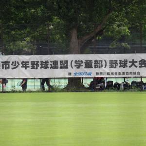 【A】○台谷戸ブルーファイターズ 10-2(全国共済旗争奪横浜市大会)