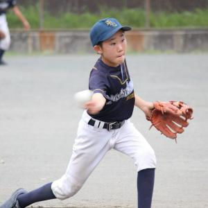 【A】●上瀬谷タイガース 8-7(練習試合)