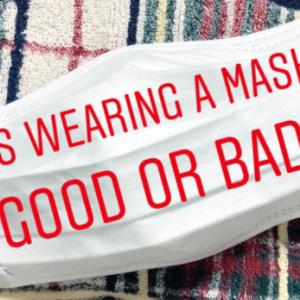 【マスク問題】接客業の従業員がマスクをしていて、あなたは良い?悪い?