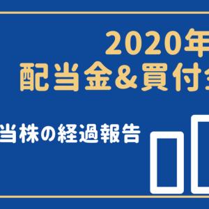 【高配当株】2020年8月は配当金184円・買付金額436,513円でした!