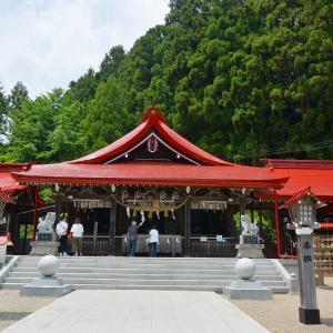 2020年 6月6日 宮城県岩沼市の金蛇水神社