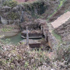 2020年 12月12日 宮城県松島町の明治潜穴公園