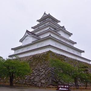 2021年 6月19日 福島県会津若松市の鶴ヶ城(前編)