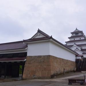 2021年 6月19日 福島県会津若松市の鶴ヶ城(後編)
