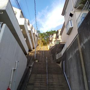 坂の町富岡