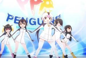 アニメ版けもフレ2第8話のPPPダンス凄かったよね