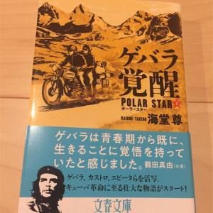 『ゲバラ覚醒 ポーラースター1』海堂尊/自由奔放なゲバラとピョートルの冒険