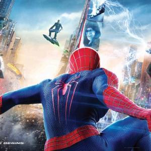 スパイダーマンの見る順番や無料視聴方法は?作品それぞれの評価もチェック!