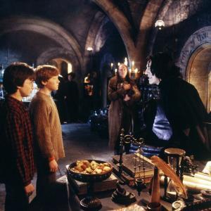 ハリーポッターと秘密の部屋の登場人物相関図!先生やキャラクターをチェック!