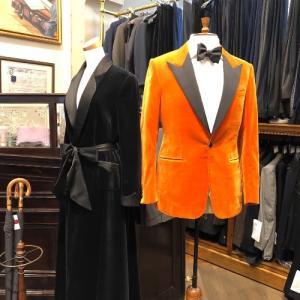 サヴィルロウのハンツマンでスーツをビスポーク(採寸編)