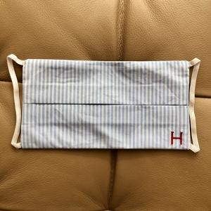 ハンツマン(Huntsman)、ビスポーク品質のマスク