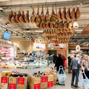 【EATALY】イタリア食材の宝庫!イータリーのローマ店
