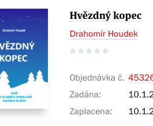【チェコ語学習】チェコのオンライン書店から書籍を購入