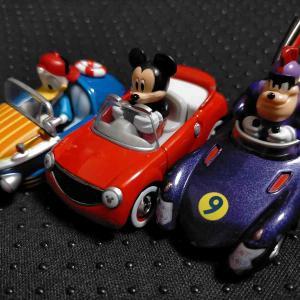 【トミカ】「ミッキーマウスとロードレーサーズ」シリーズはamazonにて販売中!